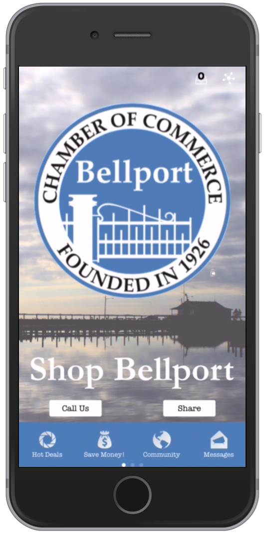 Shop Bellport App